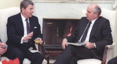 SOFREP X-Files: President Reagan was concerned about aliens, and he brought it up to Gorbachev