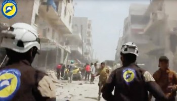 Major Global Conflicts, Weekly Update: White Helmets evacuated from Syria, Putin's secret proposal for Donbass, border wall funding approved by house