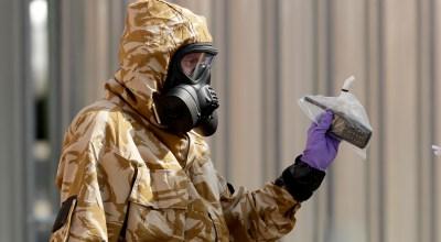 Soviet-era nerve agent kills UK citizen