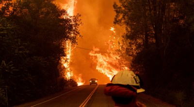 In Pictures: California in flames