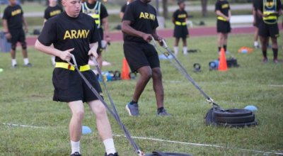 New Army Combat Fitness Test Better But Still Has A Way to Go