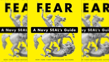'Mastering Fear: A Navy SEAL's Guide' by Brandon Webb and John David Mann — A one week commitment