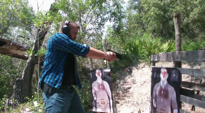 Fun & Challenging: Shoot Don't Shoot Dry Fire Drill