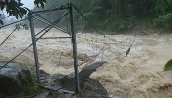 Watch: Inside the Myanmar monsoons