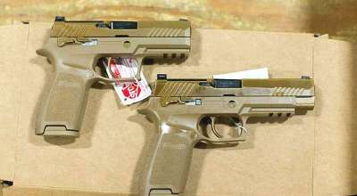SIG's P320-M17: The Modular Handgun System for the Rest of Us