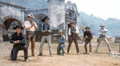 'The Magnificent Seven' (1960) — A tale of an honest cause