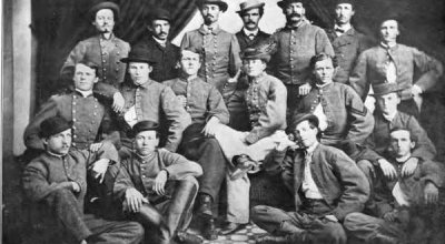Mosby's Rangers, Civil War Guerrilla Fighters Were a Thorn in the Union's Side