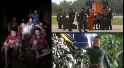 Trapped children in Thailand: Former Royal Thai SEAL dies, SpaceX to join recovery efforts, oxygen levels running low