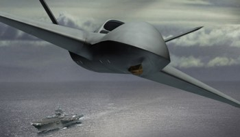 The future of military aviation isn't unmanned -- at least for now