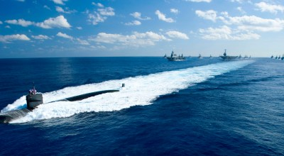 The hunt is on: NATO allies begin training against their own subs near the arctic