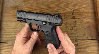 First Look: New Walther CCP M2