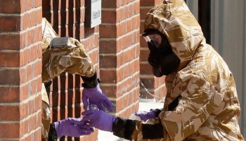 What do nerve agent attacks in the UK have to do with the midterm elections? Russian informants have gone quiet