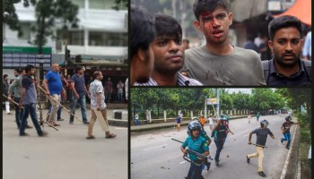 What's happening in Bangladesh?