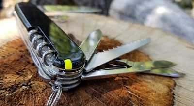 Firefly | Firepower for your Swiss Army Knife