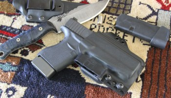 Bravo Concealment Glock 43 IWB Torsion holster