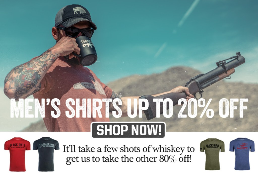 Black Rifle Coffee Company | Labor Day Sale