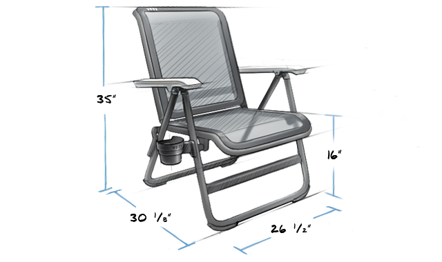 Tremendous Yeti Hondo Base Camp Chair The Mother Of All Camp Chairs Camellatalisay Diy Chair Ideas Camellatalisaycom