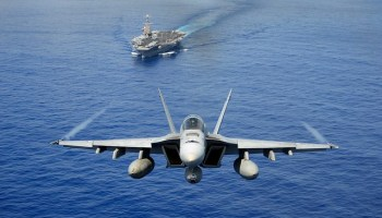 US Navy pilot awarded medal for shooting down Syrian fighter jet