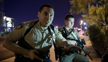 What did the 2017 Las Vegas shooting Homeland Security after action report find?