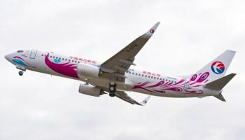 Boeing says China will need around 7,700 new aircraft over the next twenty years
