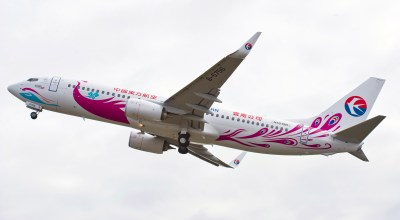 Pictured here the 1,000th Boeing Airplane for China departs Boeing Field in Seattle/ Courtesy Boeing Co.