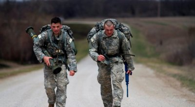 Why do you put such a premium on rucking in Special Operations?