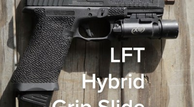 Shadow Systems | Introducing the LFT Hybrid Grip Slide