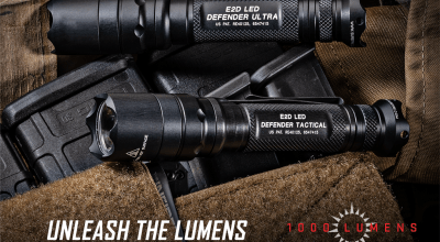 Unleash the Lumens | Upgraded 1,000 Lumens E2D Defender