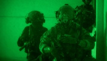 US Special Forces and Russian Spetsnaz: Their first, and only, joint combat operation