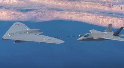 MQ-25 Concept art courtesy of Lockheed Martin