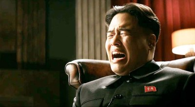 """Shot from """"The Interview"""" courtesy of Sony Pictures Entertainment"""