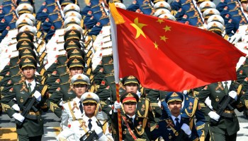 US' trade wars bolster China's global military expansion