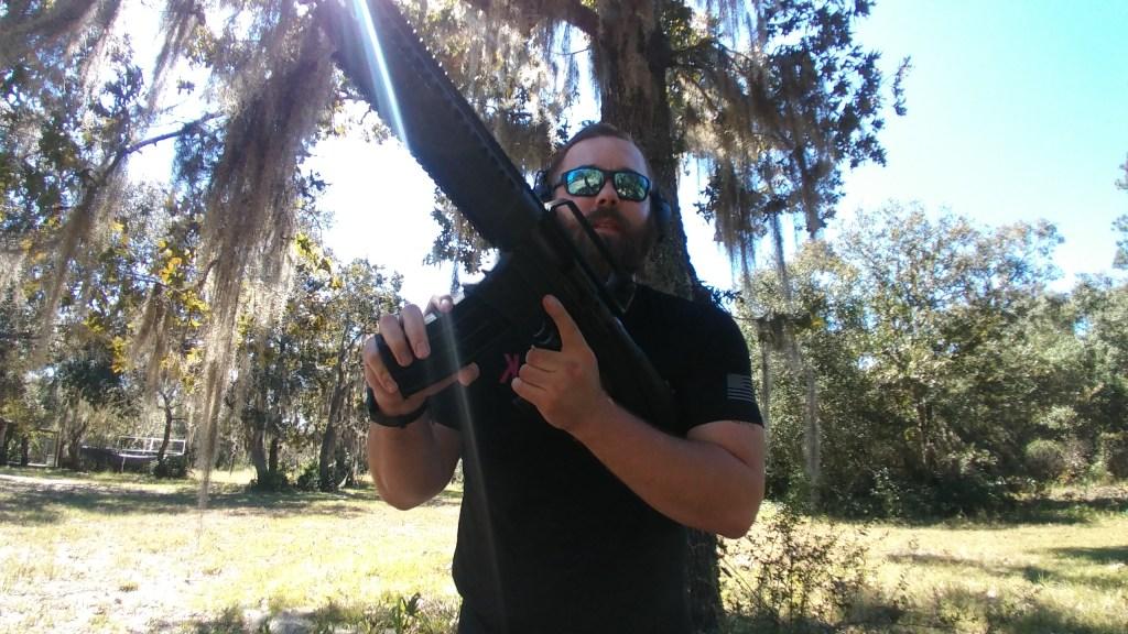 The Rock Island Armory VR60 - Blast Away