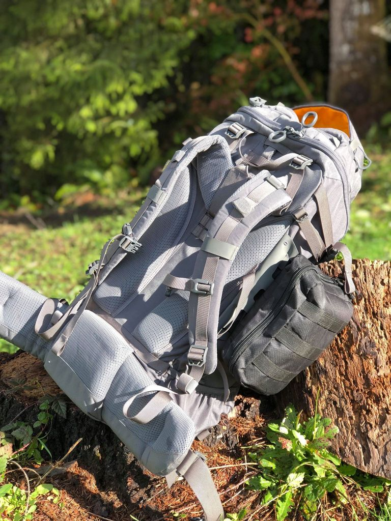 Vanquest Markhor 45 Backpack, Tough Built Gear