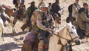 October 19, 2001: America strikes back, Special Forces troops arrive in Afghanistan