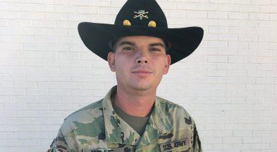 PV2 David Willis, 2-108th Cavalry Squadron/ Joseph Lafave