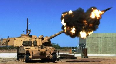 M109A6 Paladin courtesy of WikiMedia Commons