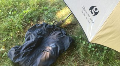 Rain Gear for the Ultralight Hiker