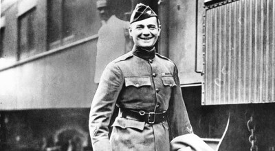 """William """"Wild Bill"""" Donovan OSS, Awarded the Medal of Honor in WWI"""