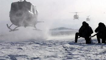 UK to deploy troops to the Arctic amid massive Russian buildup