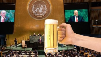 Geopolitics made simple: You're just a guy in a bar