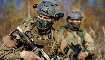 Russian Spetsnaz Take Out Terrorists in Dagestan