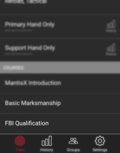 MantisX New Drill: FBI Qualification; Can you qualify for the Bureau?