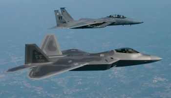 What does it actually mean when we say 'fifth-generation' fighter?