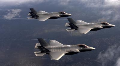 Hacking the F-35: Turning the fighter's biggest strength into its biggest weakness