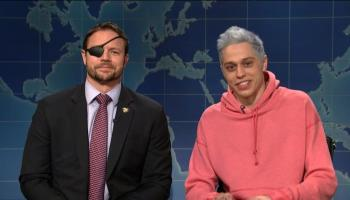 Opinion: Why former Navy SEAL Dan Crenshaw chose to take on outrage culture instead of SNL