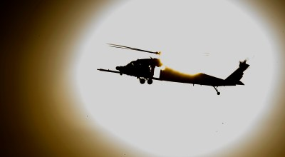 The Pic of the Day: Pavehawk in the sun
