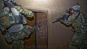 Did Czech SOF and American SF beat an Afghan commando to death?