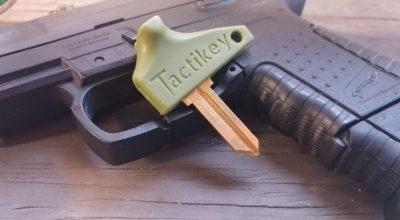 Tactikey: Your Covert Defense Choice
