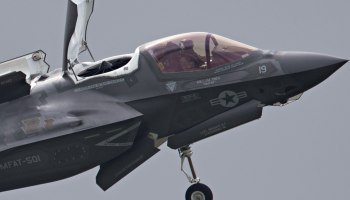 The F-35 achieves another success: UK to double F-35B fleet